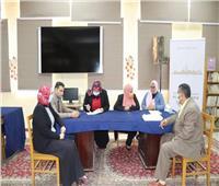 غرفة عمليات بتعليم القاهرة لمتابعة الامتحان التكميلي للصف الثالث الإعدادي