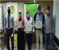 التنمية المحلية تحتفل بتدريب العاملين على التعامل مع «ذوى الهمم»