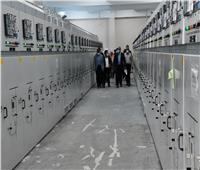 «الجزار» يتفقد الاستعدادات النهائية لتشغيل محطة محولات الكهرباء بالمنصورة