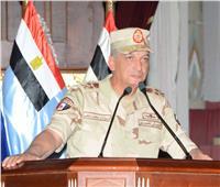 وزير الدفاع يشهد الندوة التخصصية لإدارة المخابرات الحربية والاستطلاع