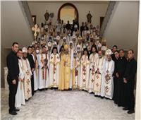 إعداد وتكريس «الزيت المقدس».. اليوم المشهود للكنيسة القبطية الكاثوليكية