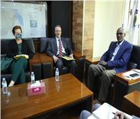 وزير الري السوداني يبحث أزمة سد النهضة مع القائم بالأعمال الأمريكي