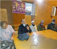 «ثقافة المنيا» تناقش الصيام وصحة الإنسانفي سهرة رمضانية بديرمواس