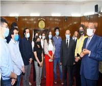 مجلس الدولة يشيد بدور وزارة الهجرة في ربط المصريين بالخارج بوطنهم الأم