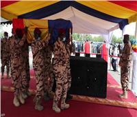 بث مباشر... جنازة الرئيس التشادي الراحل إدريس ديبي