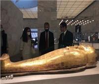 متحف الحضارة: أصبح بؤرة اهتمام العالم.. ويستقبل العديد من الشخصيات الهامة | صور