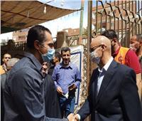 حزب مستقبل وطن بالشرقية يطلق قافلة طبية بقرية شلشلمون