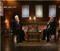 المفتي لأسر الشهداء: لو كشفت الحجب بين الشهيد لفرحنا فرحًا شديدًا| فيديو