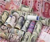 استقرار أسعار العملات الأجنبية في البنوك اليوم 24 أبريل