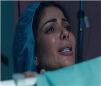كواليس تصوير مشهد ولادة منى زكي في «لعبة نيوتن»