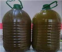 تموين بورسعيد: ضبط كميات من زيت الزيتون غير مطابق للمواصفات