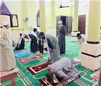 «أوقاف أسيوط» تنظم تتابع تطبيق الإجراءات الاحترازيةبالمساجد