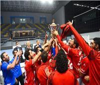 عمر كاستيللو: حققنا كأس مصر في توقيت مثالي