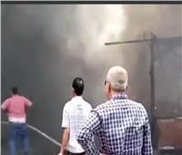 النيابة تستعجل تحريات المباحث في واقعة حريق جراج بدار السلام