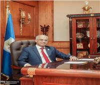 رئيس جامعة بورسعيد يهنئ رئيس الجمهورية بعيد تحرير سيناء