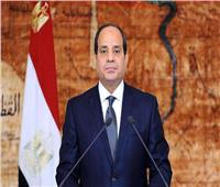 الرئيس السيسي: ملحمة استرداد الأرض نموذج خالد لقهر اليأس والإحباط