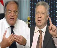 ممدوح عباس يكذب مرتضى منصور في بيان رسمى