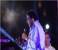 محمد منير يتألق بحفل دار الأوبرا.. ويحتفل بذكرى تحرير سيناء