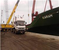 24 سفينة إجمالي الحركة الملاحية بموانئ بورسعيد