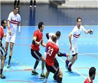 الزمالك يقدم احتجاجاً لمشاركة ثلاثي الأهلي المصاب بكورونا في نهائي كأس اليد