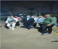 محافظ القاهرة يتفقد أعمال تطوير حديقة الطفل بمدينة نصر