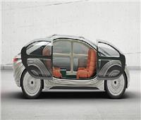 سيارة المستقبل.. ذاتية القيادة ومزودة بغرف طعام ونوم وألعاب   فيديو