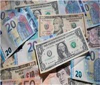 تراجع جماعي بأسعار العملات الأجنبية أمام الجنيه المصري في البنوك