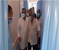 «صحة قنا» تطمئن على توافر الأكسجين داخل مستشفى الصدر