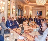 غرفة الجيزة التجارية تبحث مع مجلس الأعمال اليمني زيادة الفرص الاستثمارية