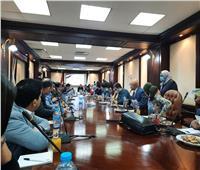 القباح: توجيهات رئاسية بتوسيع نطاق حياة كريمة لتطوير قرى الريف المصري