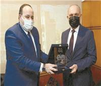سفير الأردن في مصر: العلاقات الثنائية انتقلت لمستويات استثنائية