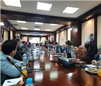 وزيرة التضامن: نعمل على رفع جودة حياة المواطن المصري الأولى بالرعاية