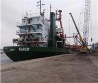 اقتصادية قناة السويس: 19 سفينة إجمالي الحركة الملاحية بموانئ بورسعيد