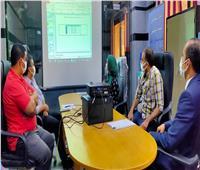 ختام البرنامج التدريبي للعاملين بالمراكز التكنولوجية على الاشتراطات البنائية