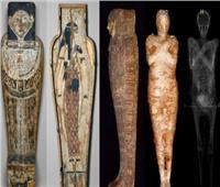 العثور علي أول «مومياء حامل» في عصر كليوباترا صور