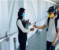 مطار الغردقة يستقبل أولى الرحلات السياحية القادمة من رومانيا