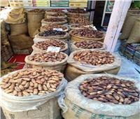 أسعار البلح في اليوم الـ 18 من أيام شهر رمضان