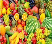 أسعار الفاكهة في سوق العبور 18 رمضان