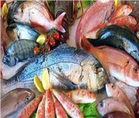 أسعار الأسماك في سوق العبور بالثامن عشر من أيام شهر رمضان