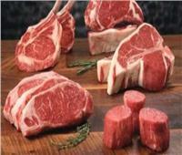 أسعار اللحوم في الأسواق بالثامن عشر من أيام شهر رمضان