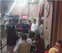 «القليوبية» تواصل حملاتها وتحرير 1150 محضرًا وغلق 103 مقهى