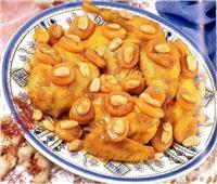مطبخ رمضان | طريقة عمل الدجاج بالمشمش المجفف