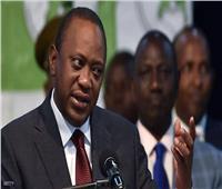 الرئيس الكيني يبحث ملف سد النهضة مع السودان
