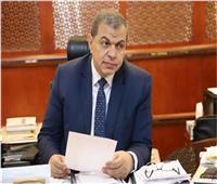 وزير القوي العاملة ينعى محمد وهبة الله أمين عام اتحاد عمال مصر