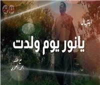 من لي سواك | إبتهال «يانور يوم ولدت» مع المنشد أحمد العمري