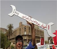 البريد: إصدار طابع بريد تذكاري بمناسبة احتفال مصر بعيد العمال