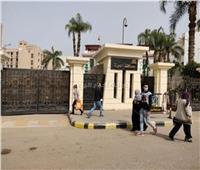 الجيزة في 24 ساعة| قوات الأمن تصل إلى موقع حادث حريق كنيسة ماري مينا