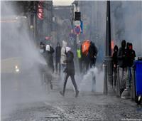 بلجيكا تعتقل 132 شخصا خلال تفريقها تجمعا غير قانوني