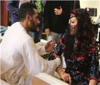 تعرف على مفاجأة محمد رمضان لـ سمية الخشاب في الحلقة 20 من «موسى»