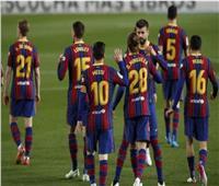 «ميسي وجريزمان» يقودان هجوم برشلونة أمام فالنسيا في «الليجا الإسبانية»